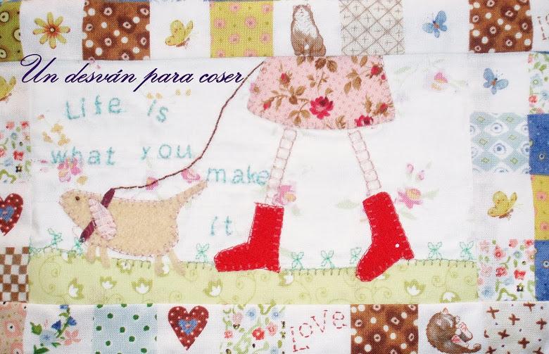 Un desván para coser
