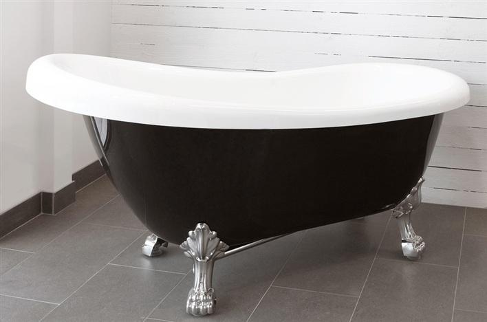 badkar med tassar 140 cm