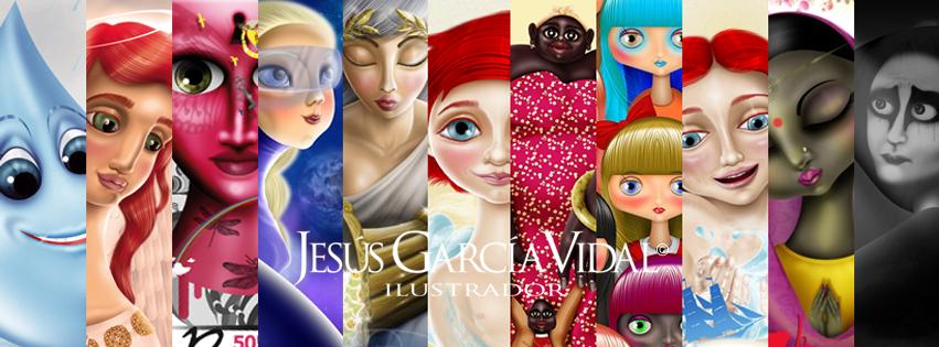 JESÚS GARCÍA VIDAL, ILUSTRADOR