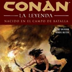 Conan -  La Leyenda nº 0: Nacido en el campo de Batalla