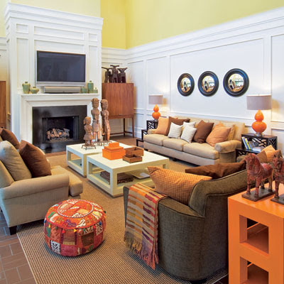 Family Room Decorating: Family Room Decorating Ideas Gallery