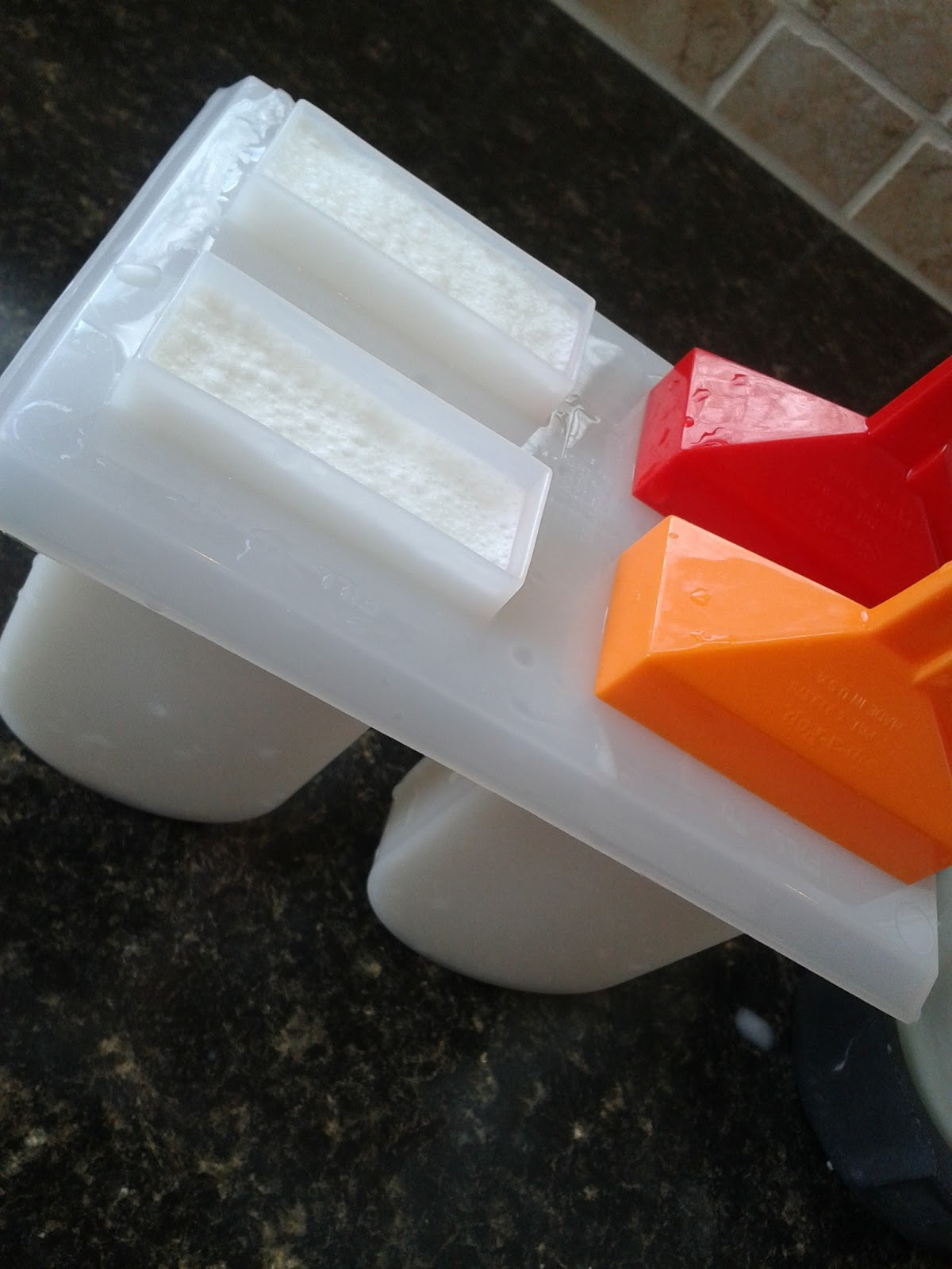 FitViews: Paleo Coconut Cream Pops - Dairy-Free, No Added Sugar