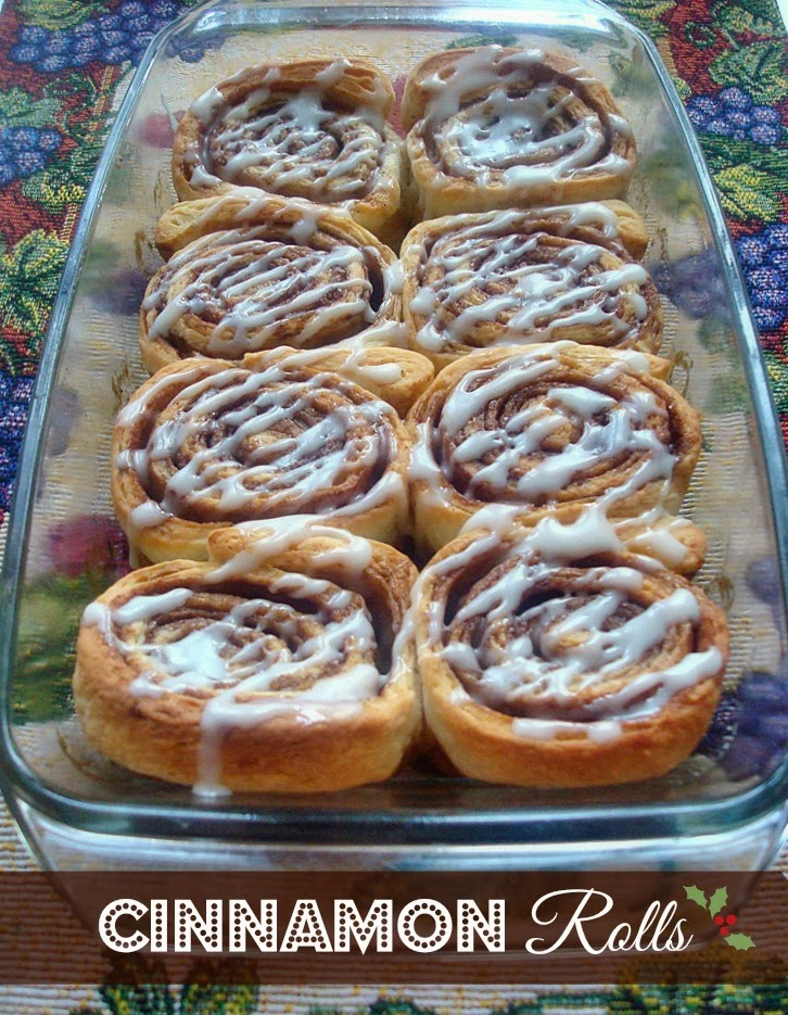 Cook Like Priya Cinnamon Rolls Recipe