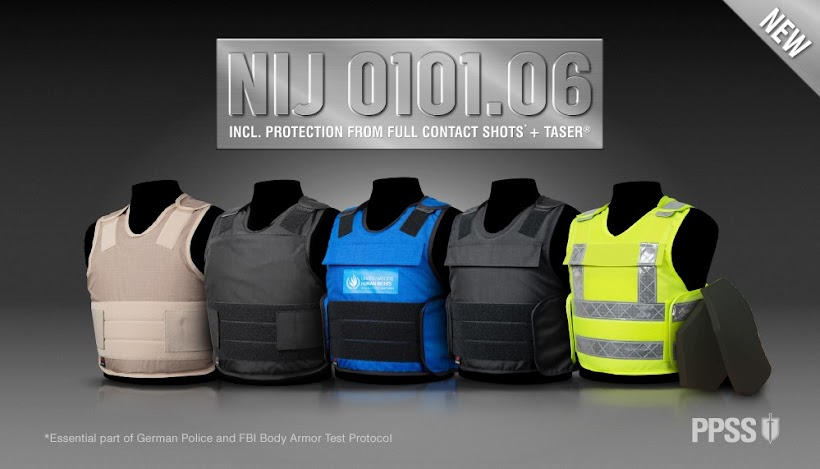 PPSS Body Armour