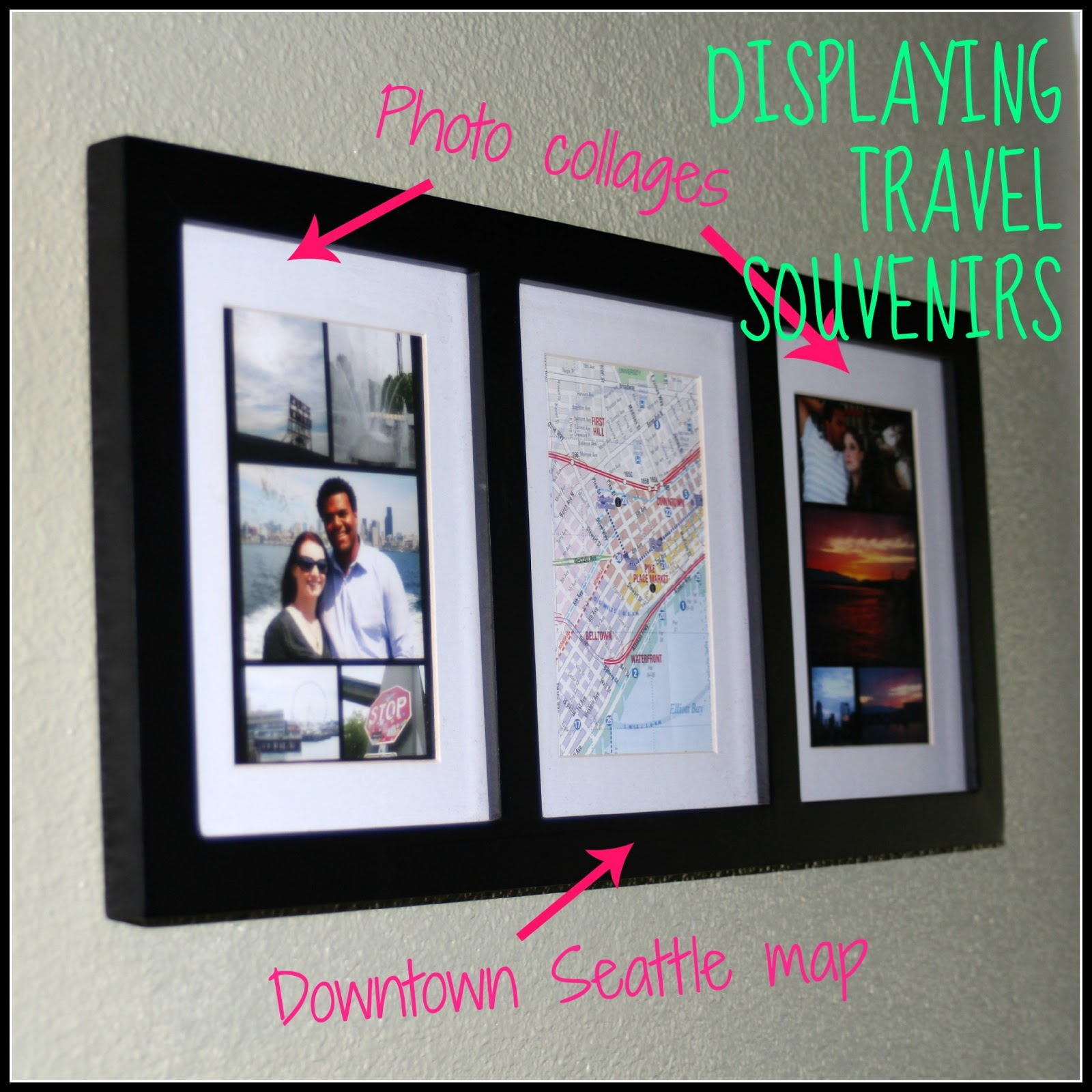 Project Reveal} Displaying Travel Souvenirs | Harvey Ever After
