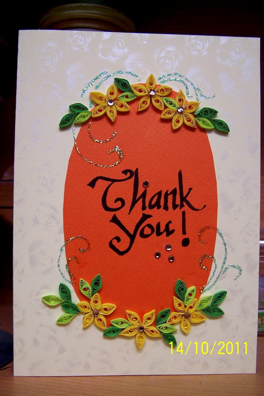 elaine s creative cards thank you cards