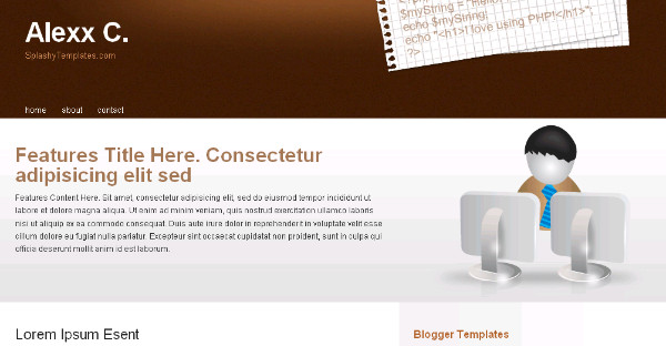 Best Technology Blogger Templates