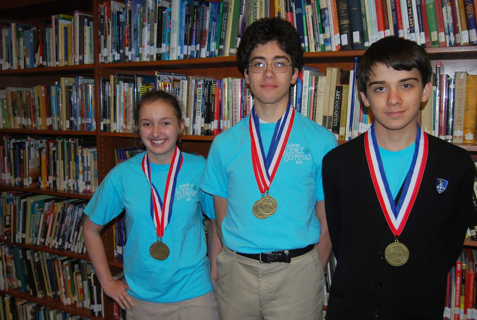Montgomery Catholic Finishes in Top Ten at State Science Olympiad 2