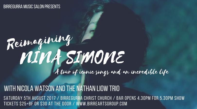 Reimagining Nina Simone Tickets