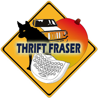 Spartan Race. Logo del equipo Thrift Fraser