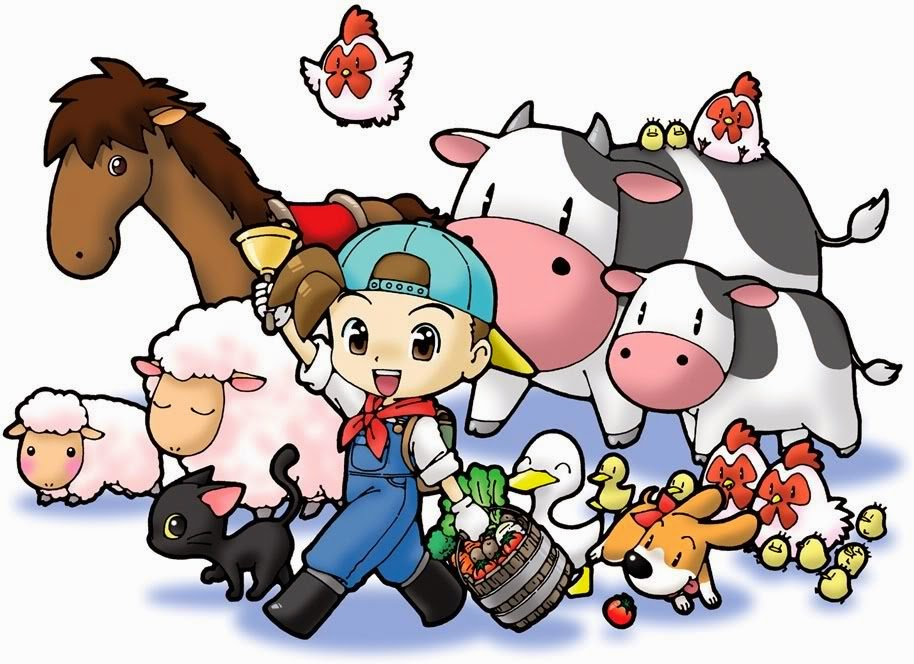 Walkthrough Harvest Moon Back To Nature