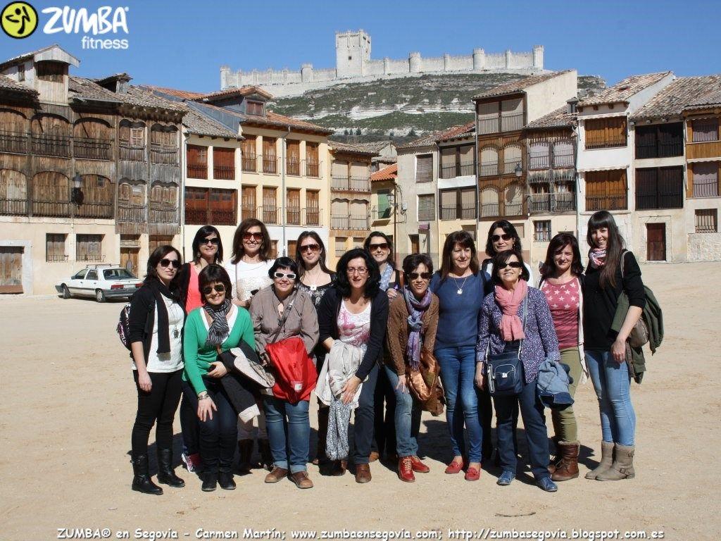 CELEBRANDO EL DIA DE LA MUJER con ZUMBA® en Segovia