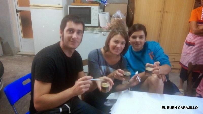 German, Nereida y Maria