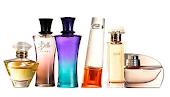 Fragrâncias femininas e masculinas