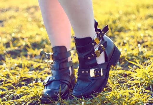 cut out boots, uk fashion, fashion blog, fashion styling