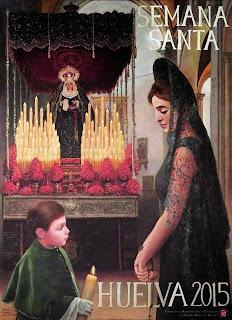 Semana Santa de Huelva 2015 - Javier Cámara