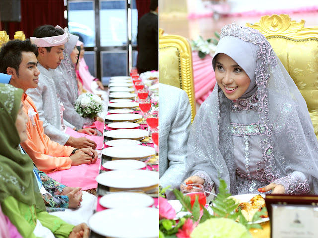 wedding reception taufik & farhana 6