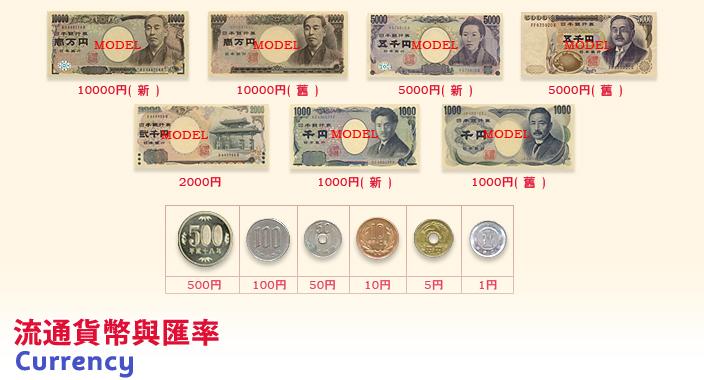 沖繩-貨幣-Okinawa-currency