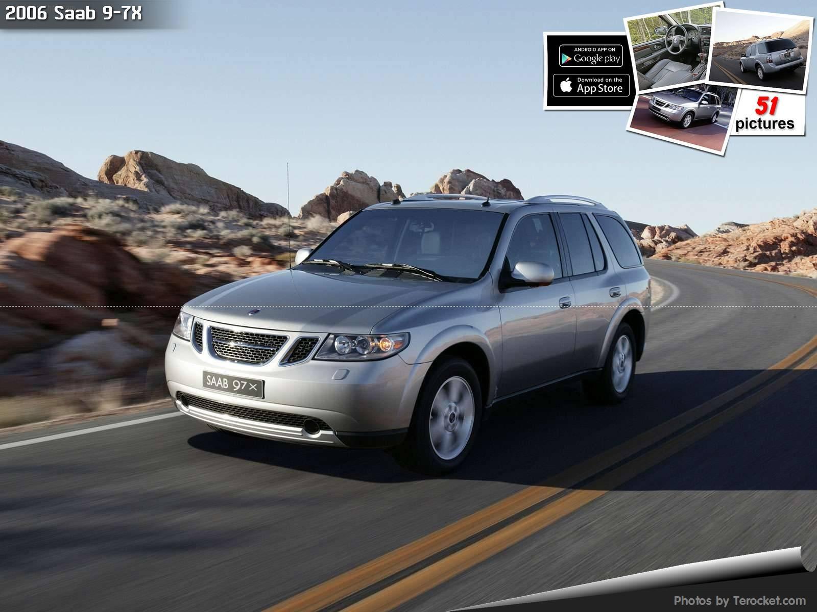 Hình ảnh xe ô tô Saab 9-7X 2006 & nội ngoại thất