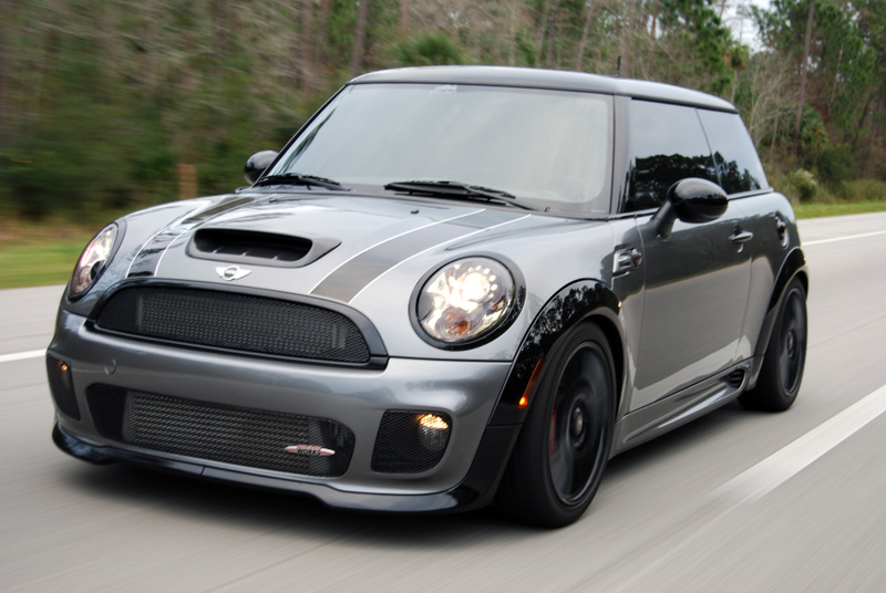 modification mini cooper sport