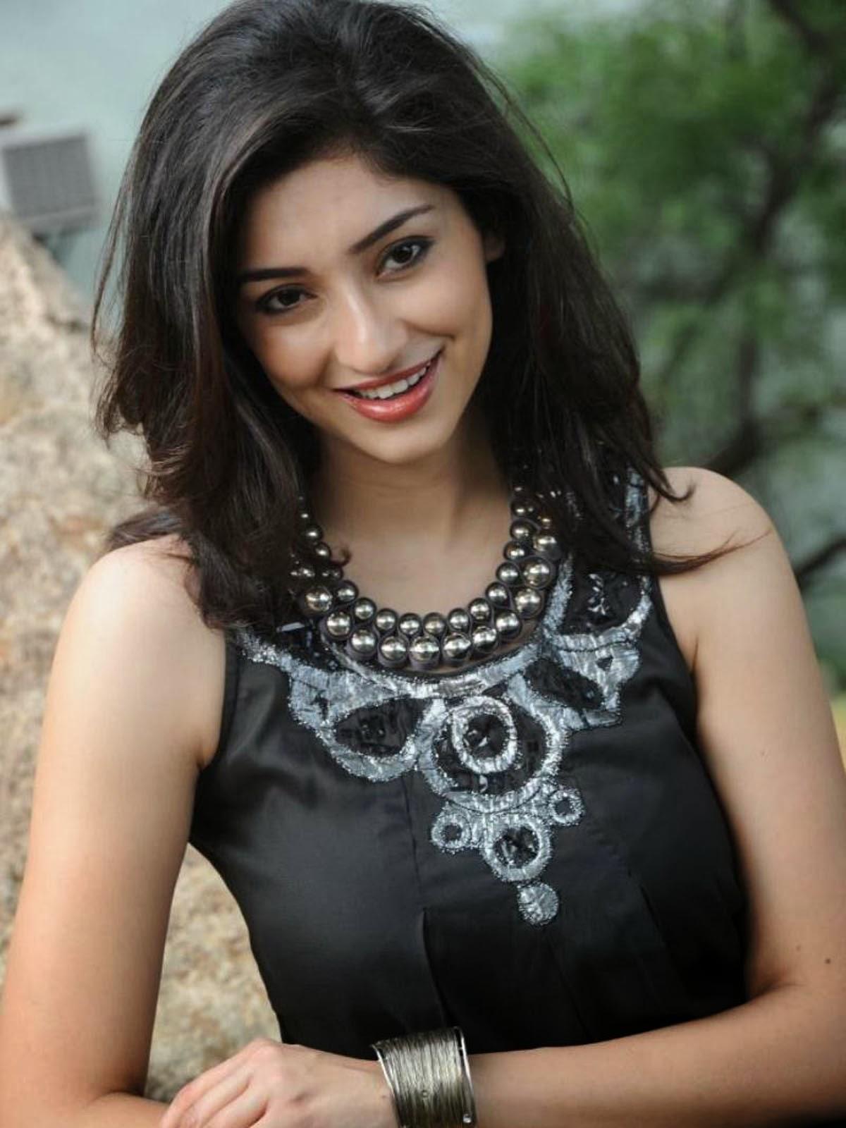 Pin Actress Tanvi Vyas Latest Hot Photos on Pinterest