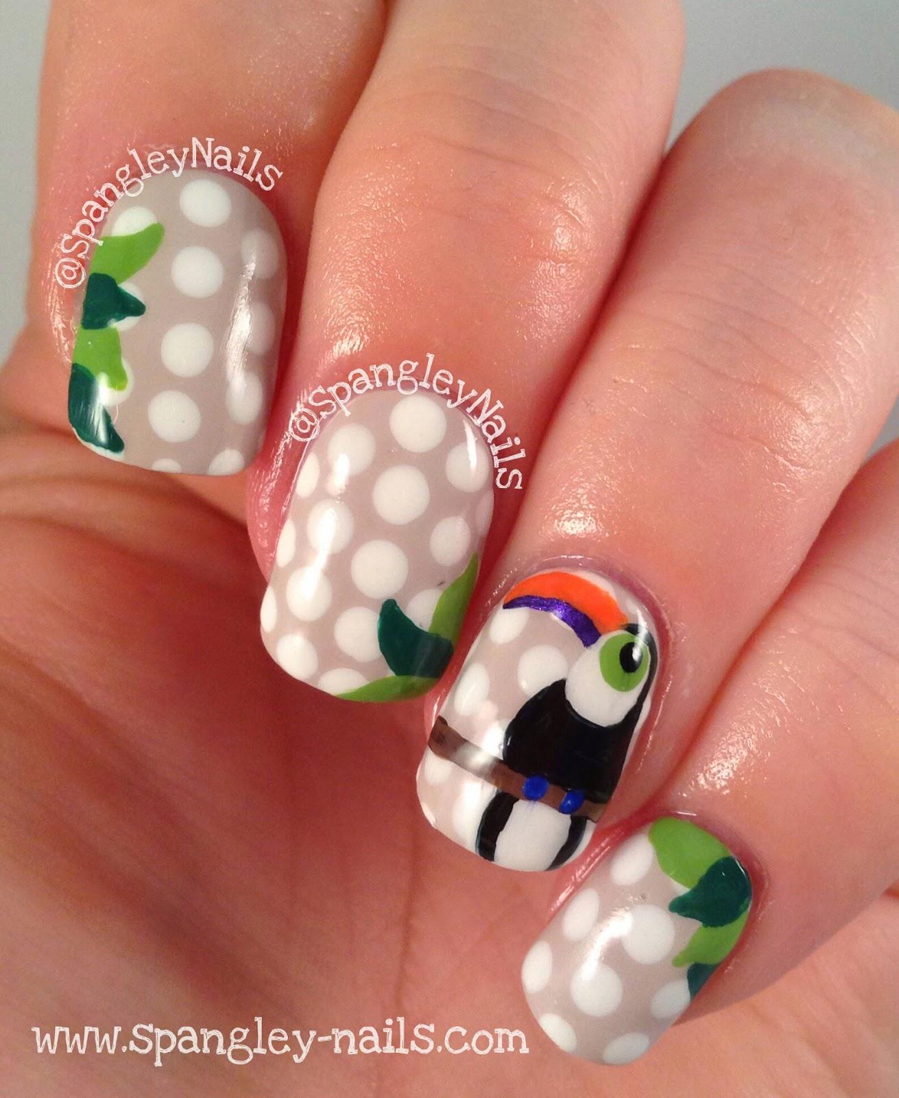 New York Inspired Nail Art: Nat kat nails new york city inspired ...