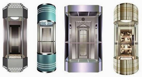 أنواع المصاعد وإستعمالاتها,المصاعد, معلومات عن المصاعد, مكونات المصعد, أنواع المصاعد,