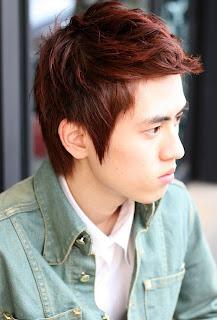 Trend+Gaya+Rambut+Cowok+Korea+Pria+2013 Model Gaya Rambut Pria dan Wanita Terbaru