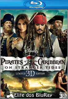 Piratas do Caribe 4 3D Half-SBS BluRay 1080p x264 Dual Áudio
