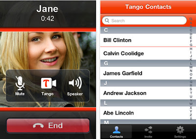 tango android