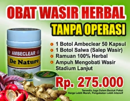 Obat Wasir Nabawi