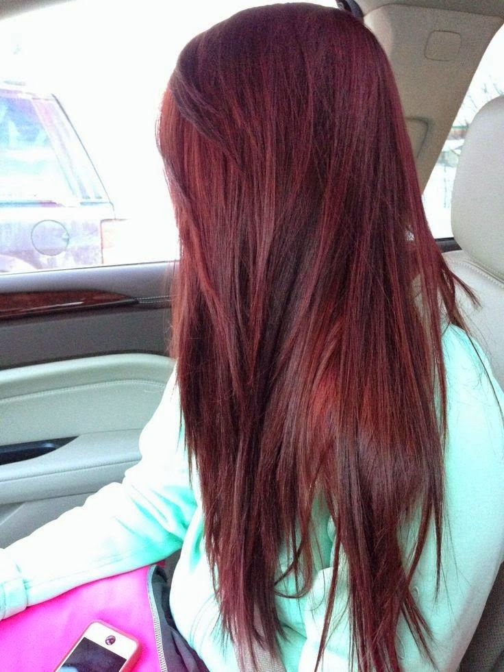 Cute Dark Hair Color Ideas Chart And Pictures For Dark Hair ...