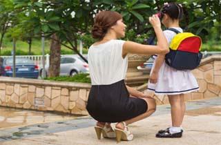 Ingin Anak Sukses, Ibu Berbohong 10 Tahun Lebih (Gambar Ilustrasi)