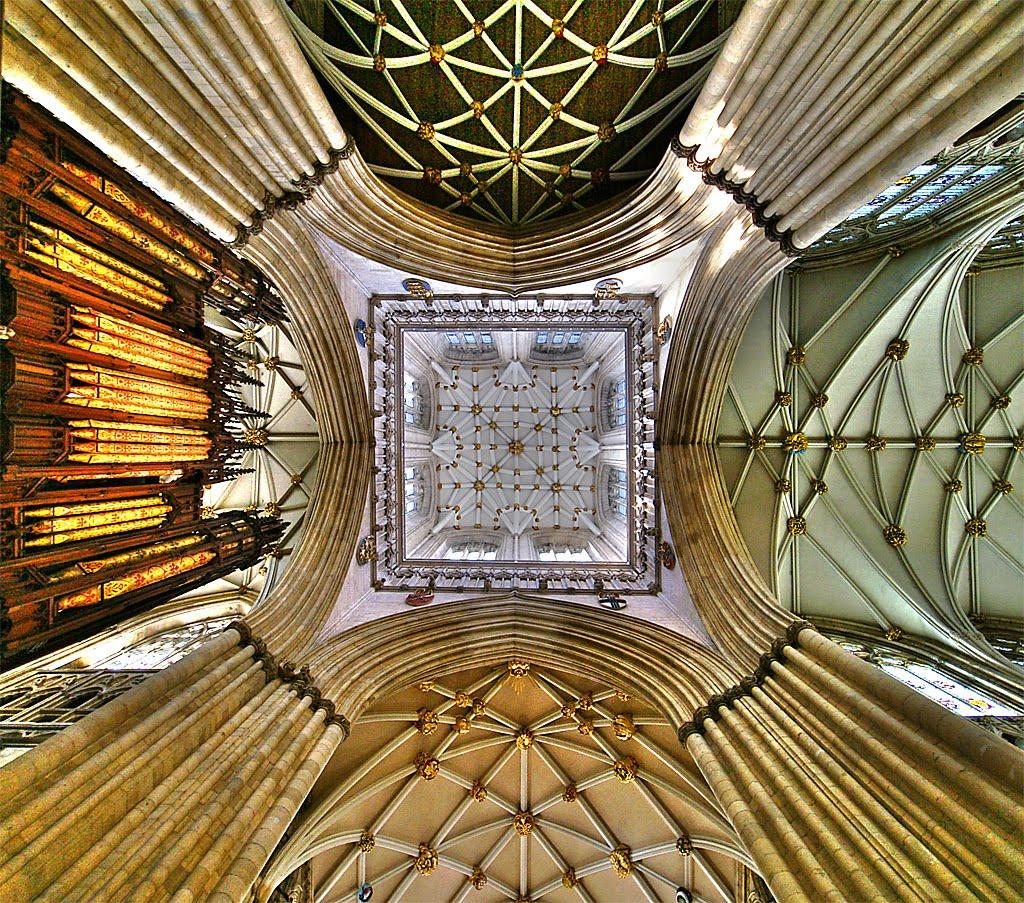 Catedral de York: imponderáveis que as palavras não conseguem definir