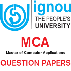 Download IGNOU MCA Question Papers