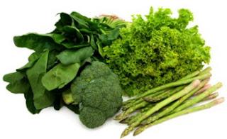 bayam, Sayuran yang terbaik untuk tegangkan kulit
