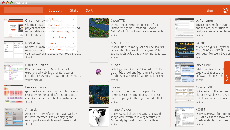 Ch ng d ng appgrid ubuntu vi t nam Cao open source