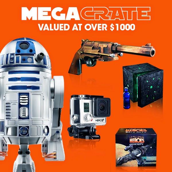 Mega Galactic Loot Crate