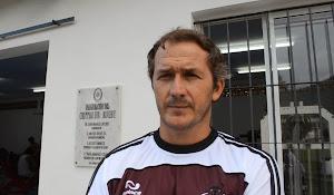 Nahuel García, Asistente Deportivo del CeDAR Salta