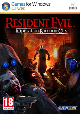 Resident Evil: Operation Raccoon City PC Game (cover)