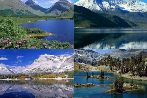 Wallpapers de paisajes muy hermosos para iPad y iPad2