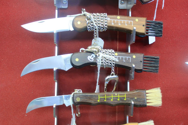 FOX knives, Maniago, Italy
