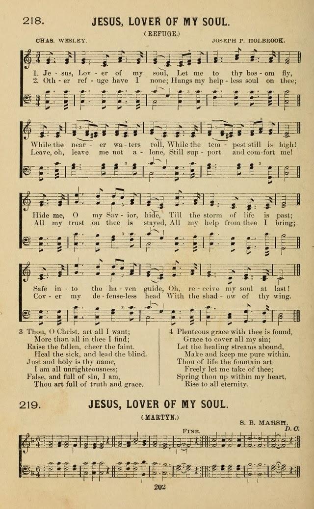 Songs Of Praises Jesus Lover Of My Soul