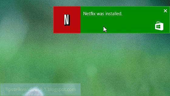 notifikasi di windows 8.1 -- cara mengatur dan menghilangkan notifikasi di windows 8.1