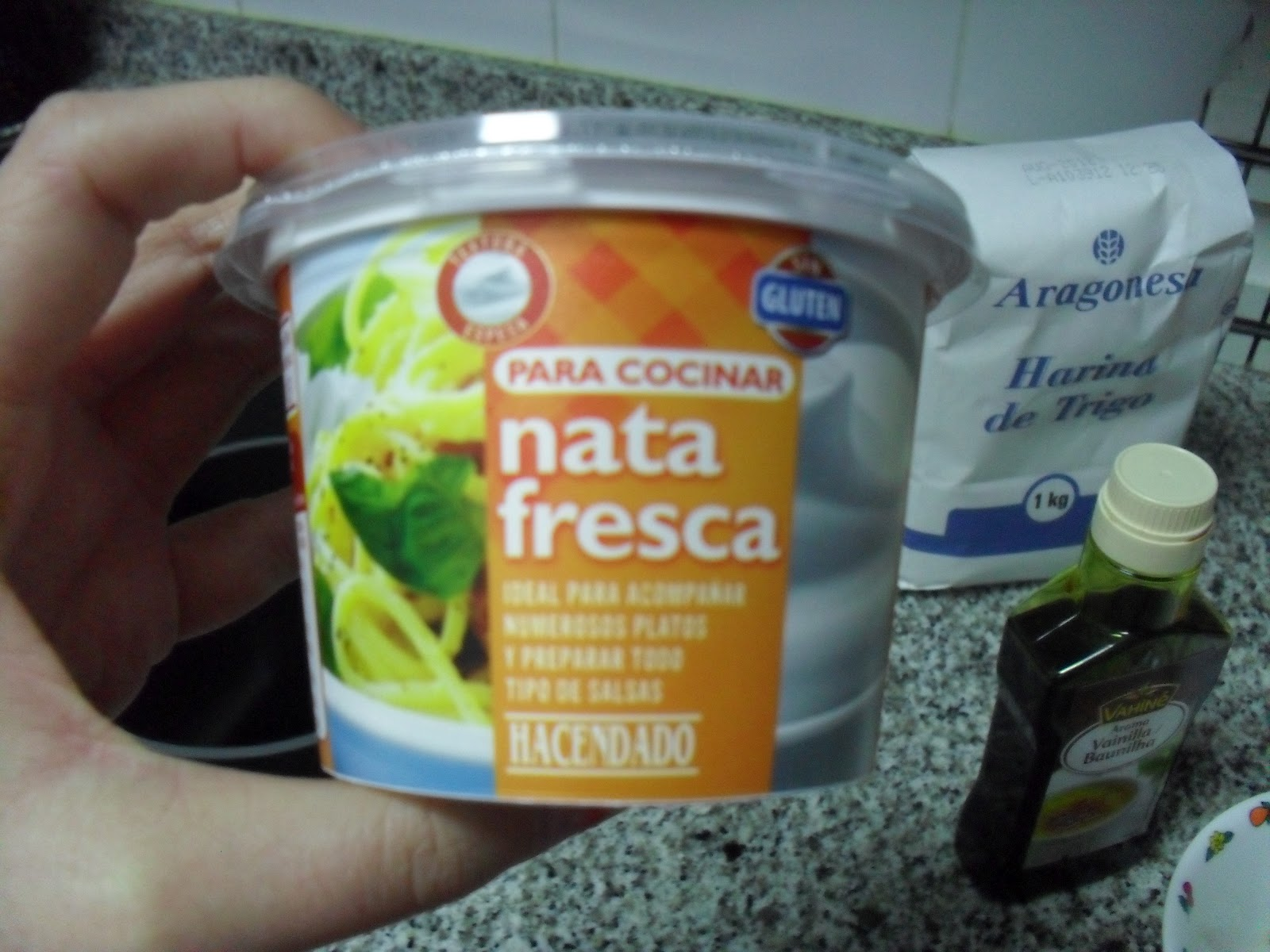 Viajes dulces y otras debilidades 10 brownie cheesecake for Nata para cocinar mercadona