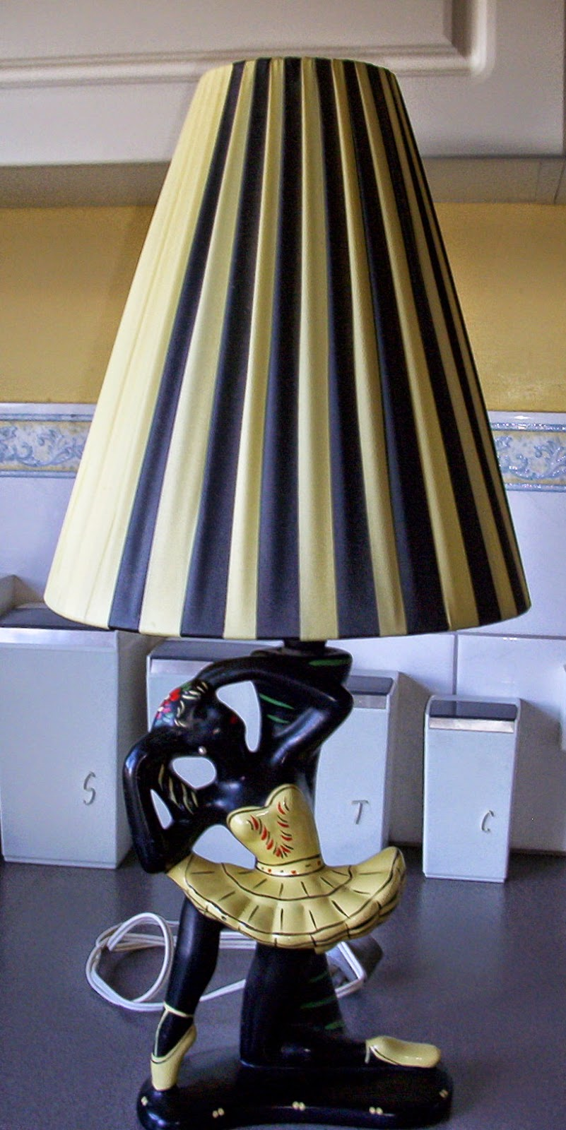 Merlene fawdry pre release information how to make barsony this simple how to guide for making plastic ribbon lamp shades for retro lamp bases tells you where to source materials and gives step by step aloadofball Choice Image