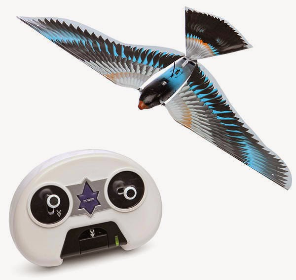 Remote-controlled Bird photo