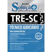 TRE-SC lança edital de concurso público