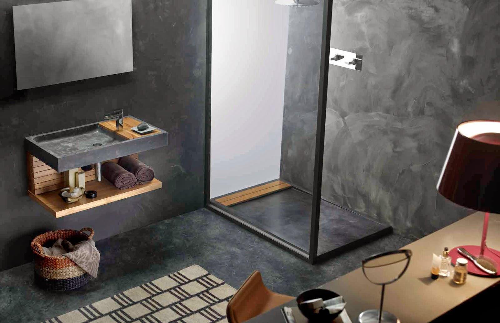 Estilo simple 10 lavabos de color negro ideas eco - Lavabos de colores ...