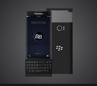latest blackberry device